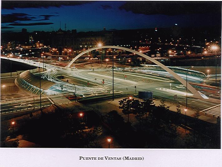 Puente Ventas, Madrid
